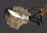Нож туристический Голова Медведя