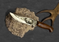 Нож туристический Хантер