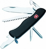 Victorinox, 0.8463.3 Нож Victorinox Trailmaster чёрный
