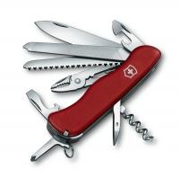 Victorinox, 0.9053 Нож Victorinox Tradesman красный
