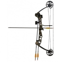 Лук Barnett Outdoor Vortex 45LB Youth Bow Camo