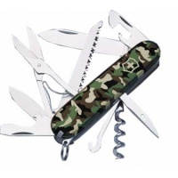 Victorinox, 1.3713.94 Нож Victorinox Swiss Army Huntsman камуфлированный