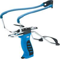 Рогатка Man Kung MK-SL06BL с упором,синий