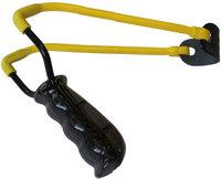 Рогатка Man Kung MK-T5, черный/желтый