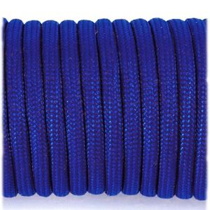 Паракорд, изделия из паракорда, Paracord Type III 550, blue #001