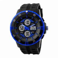 Часы Skmei 1046 Black-Blue