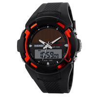 Часы Skmei 1056 Black-Red