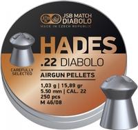 Пули JSB Hades 5,5мм 1,03(500)