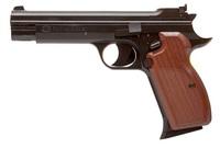 Пистолет пневматический SAS P210 Blowback