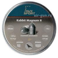H&N Rabbit Magnum II 1,02г 200шт. 4,5мм