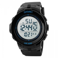 Skmei, Часы Skmei DG1127 Black - Blue