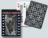"""Карты игральные """"Чарли Чаплин"""""""