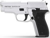 Пистолет стартовый Retay Baron HK Nickel