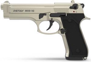 Retay, Пистолет стартовый Retay Mod 92 Satin
