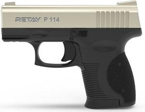 Retay, Пистолет стартовый Retay P 114 Satin