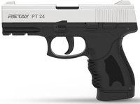 Пистолет стартовый Retay PT24 Chrome