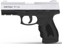 Retay, Пистолет стартовый Retay PT24 Nickel