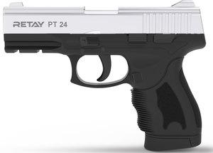 Retay, Пистолет стартовый Retay PT24 Satin