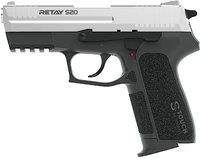 Пистолет стартовый Retay S20 Nickel