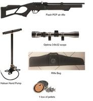 Пневматическая винтовка HATSAN Flash Set