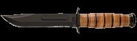 """C фиксированным клинком, 5018 Нож KA-BAR """"USMC"""""""