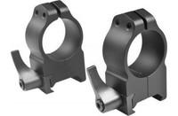 Кольцa быстросъемные Warne MAXIMA Quick Dedach Rings 30 мм High