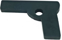 Пистолет TWT резиновый Е415