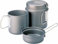 Туристический набор посуды Kovea VKK-ES01 Escape
