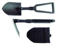 Лопата для кемпинга складная (саперная) Fiskars
