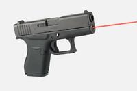 Целеуказатель LaserMax для Glock43/43X/48 красный