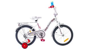 """Велосипеды Formula, Велосипед Formula MARICHKA 14G 16"""" St бело-красный"""