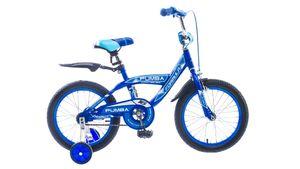 """Велосипеды Formula, Велосипед Formula PUMBA SKD 14G 16"""" St синий"""