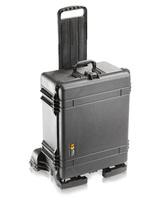 Дорожный кейс в комплектации Mobility, колесами и выдвижной ручкой 1610M
