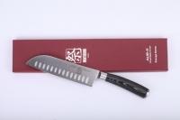 Matsuri Кухонный нож Японский шеф Сантоку, 175мм