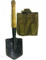 Военная амуниция, Лопата саперная МПЛ-50 с чехлом