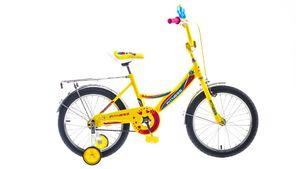 """Велосипеды Formula, Велосипед Formula FITNESS 14G 18"""" St сине-желтый"""