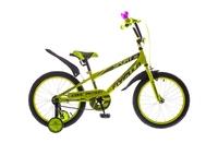 """Велосипед Formula SPORT 14G 18"""" St зеленый 2016"""