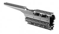 VFRAK (Квадрейл) система планок для АК47/74 алюминий
