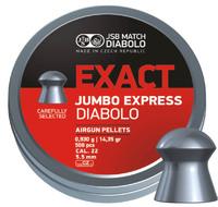 Пули JSB Diabolo Exact Jumbo Express 5,52мм 0,93(500)