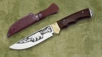 Нож туристический Медведь