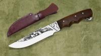 Нож туристический Егерь малый