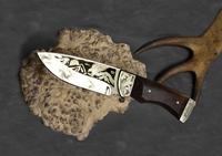 Нож туристический Орел