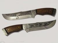 Нож туристический Золотой Карась