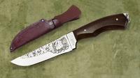 Нож туристический Парусник
