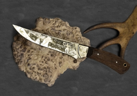 Нож туристический Охота