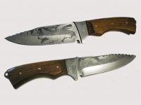 Нож туристический Крокодил
