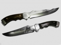 Нож туристический Мустанг