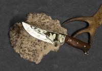 Нож туристический Тетерев