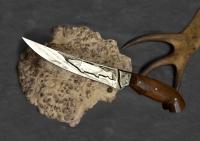 Нож туристический Щука