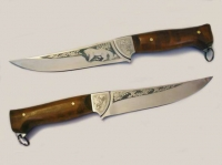 Нож туристический Хитрый Лис